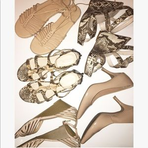 Bundle of shoes for only 15$ !!🙀🙀🙀